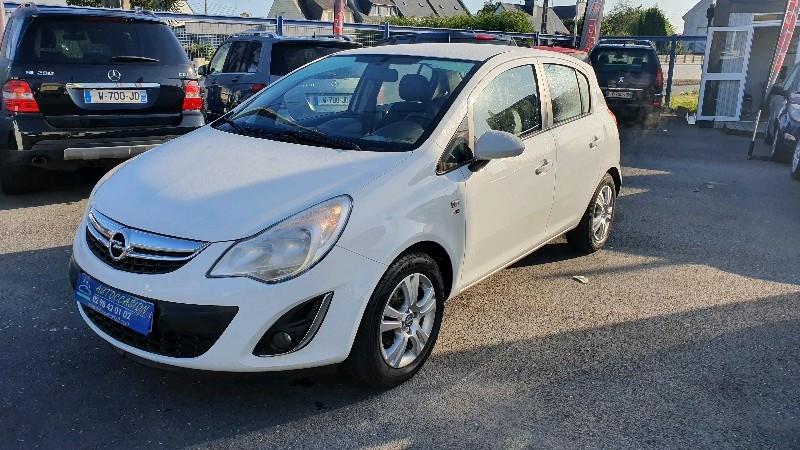 Opel CORSA 1.0 150EME ANNIVERSAIRE 5 P Essence BLANC Occasion à vendre