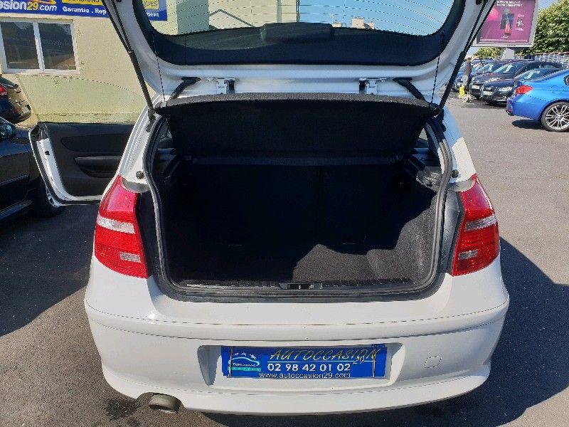 Photo 5 de l'offre de BMW SERIE 1 (E81/E87) 120D 177CH CONFORT 3P à 7490€ chez Vianor occasions