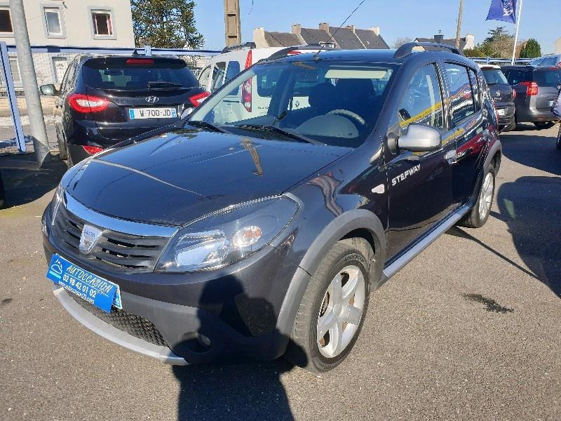 Dacia SANDERO 1.5 DCI 70CH STEPWAY Diesel ANTHRACITE Occasion à vendre