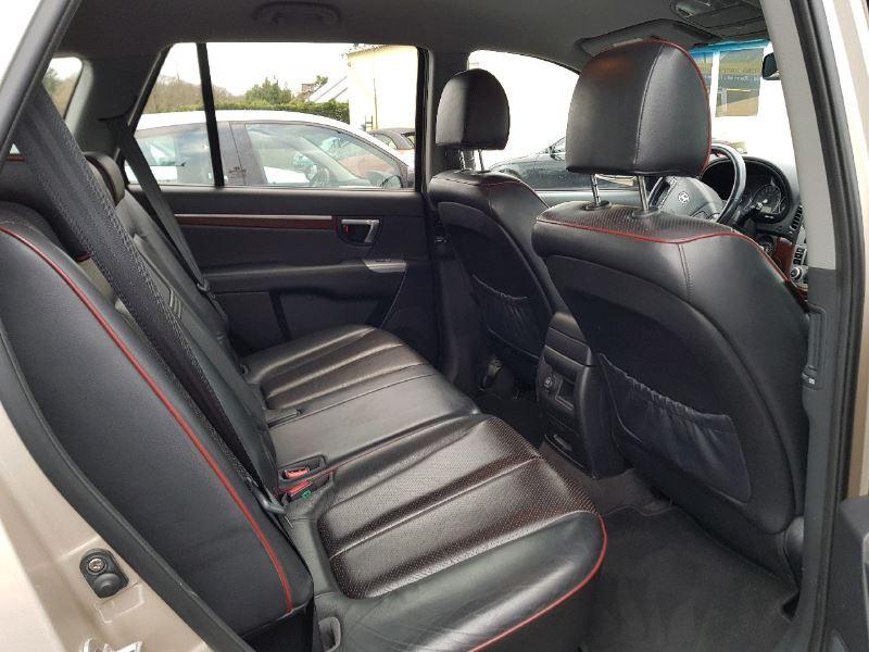 Photo 9 de l'offre de HYUNDAI SANTA FE 2.2 CRDI 4WD PACK EXECUTIVE à 11490€ chez Vianor occasions