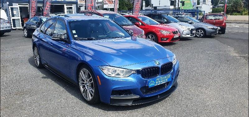 Photo 2 de l'offre de BMW SERIE 3 (F30) 335 I 306CH  PACK M PERFORMANCE à 34990€ chez Vianor occasions
