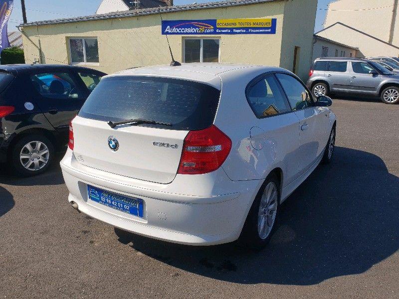 Photo 3 de l'offre de BMW SERIE 1 (E81/E87) 120D 177CH CONFORT 3P à 7490€ chez Vianor occasions