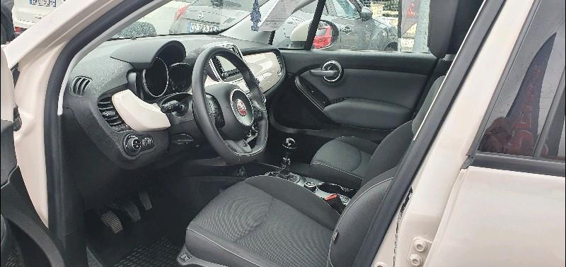 Photo 5 de l'offre de FIAT 500X 1.6 MULTIJET 16V 120CH OPENING EDITION à 10490€ chez Vianor occasions