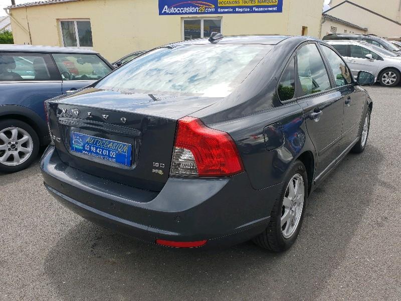 Photo 3 de l'offre de VOLVO S40 1.6 D 110CH DRIVE MOMENTUM à 7990€ chez Vianor occasions