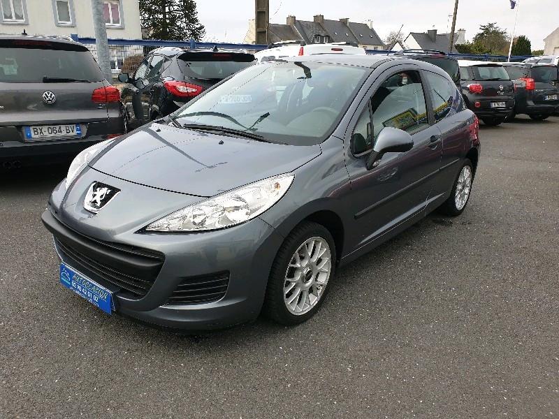 Peugeot 207 1.4 3P Essence ANTHRACITE Occasion à vendre