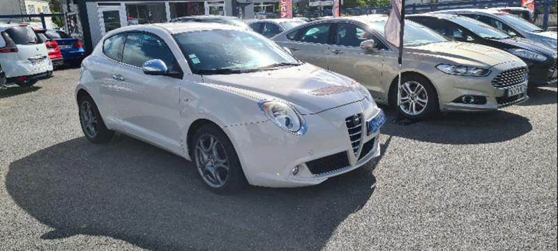 Photo 2 de l'offre de ALFA ROMEO MITO 1.4 MPI MULTIAIR LATINA STOP&START à 6990€ chez Vianor occasions