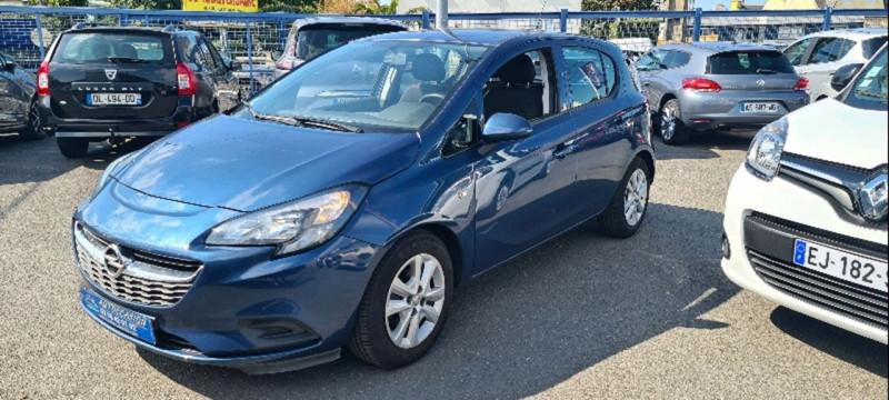 Opel CORSA 1.3 CDTI 75CH BUSINESS EDITION 5P Diesel BLEU C Occasion à vendre