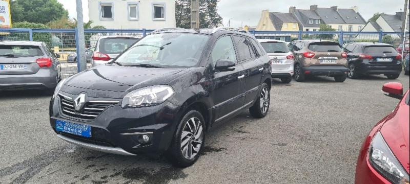Renault KOLEOS 2.0 DCI 175CH INITIALE BVA Diesel NOIR Occasion à vendre