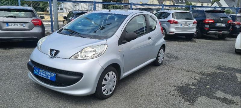 Peugeot 107 1.0 12V URBAN 3P Essence GRIS C Occasion à vendre
