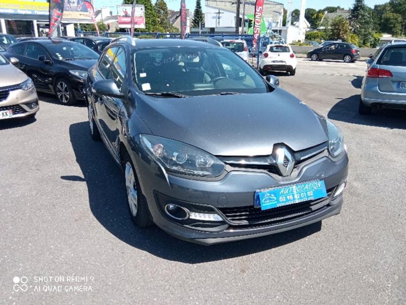 Renault MEGANE III ESTATE 1.5 DCI 110CH BUSINESS EDC ECO² 2015 Diesel GRIS C Occasion à vendre