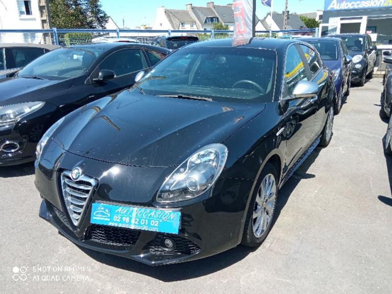 Alfa Romeo GIULIETTA 1.4 16V T-JET DISTINCTIVE STOP&START Essence NOIR Occasion à vendre