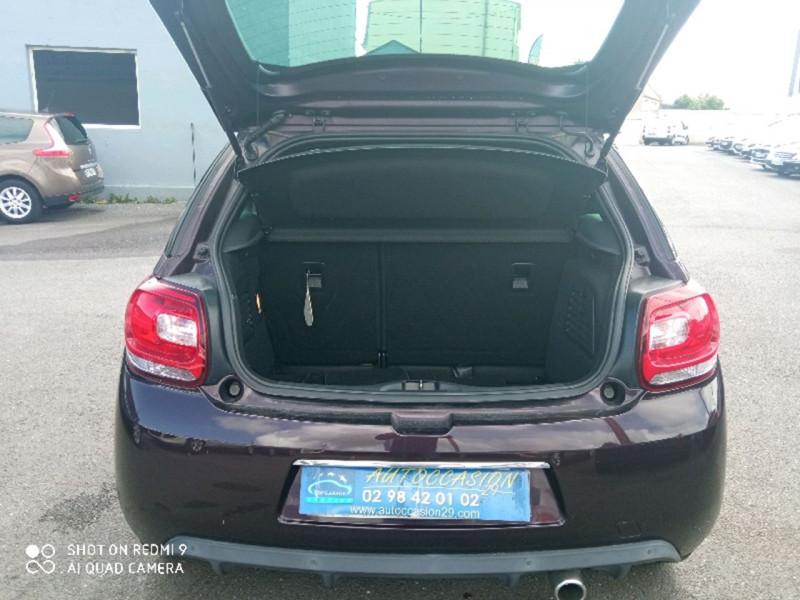 Photo 7 de l'offre de CITROEN DS3 1.6 E-HDI90 OPERA BLUE ETG6 à 11990€ chez Vianor occasions