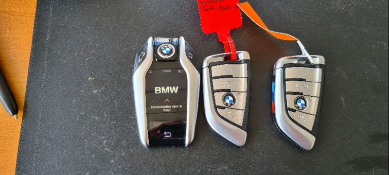 Photo 14 de l'offre de BMW SERIE 5 (G30) 520DA XDRIVE 190CH M SPORT STEPTRONIC à 25990€ chez Vianor occasions