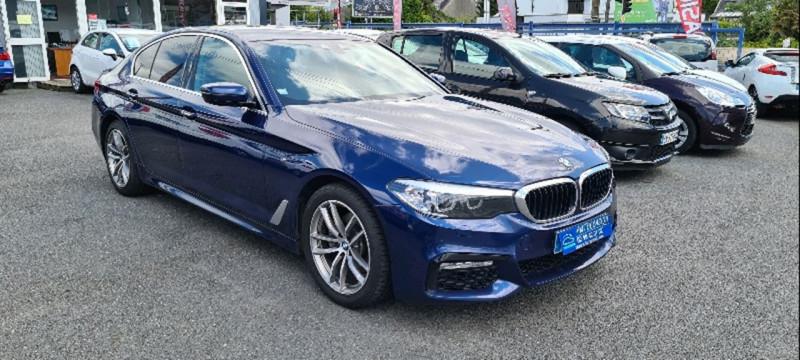 Photo 2 de l'offre de BMW SERIE 5 (G30) 520DA XDRIVE 190CH M SPORT STEPTRONIC à 25990€ chez Vianor occasions