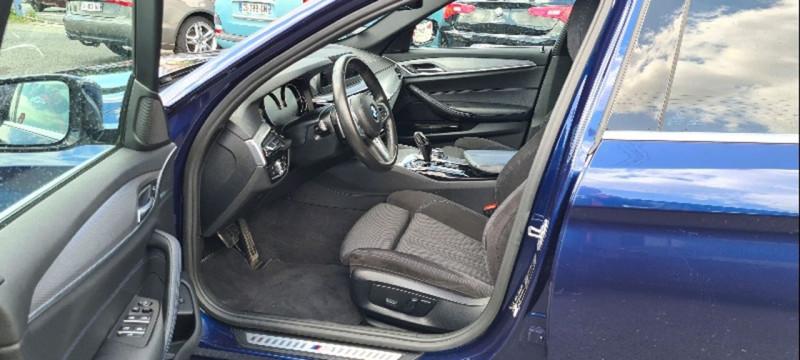Photo 6 de l'offre de BMW SERIE 5 (G30) 520DA XDRIVE 190CH M SPORT STEPTRONIC à 25990€ chez Vianor occasions