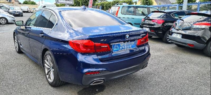 Photo 4 de l'offre de BMW SERIE 5 (G30) 520DA XDRIVE 190CH M SPORT STEPTRONIC à 25990€ chez Vianor occasions