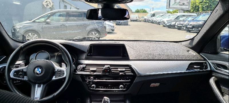 Photo 8 de l'offre de BMW SERIE 5 (G30) 520DA XDRIVE 190CH M SPORT STEPTRONIC à 25990€ chez Vianor occasions