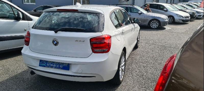 Photo 3 de l'offre de BMW SERIE 1 (F21/F20) 114D 95CH SPORT 5P à 10990€ chez Vianor occasions