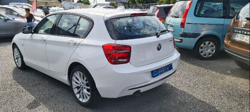 Photo 4 de l'offre de BMW SERIE 1 (F21/F20) 114D 95CH SPORT 5P à 10990€ chez Vianor occasions