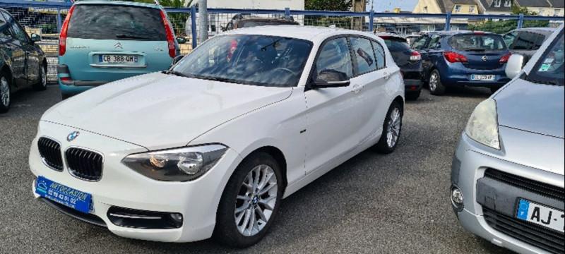 Photo 1 de l'offre de BMW SERIE 1 (F21/F20) 114D 95CH SPORT 5P à 10990€ chez Vianor occasions