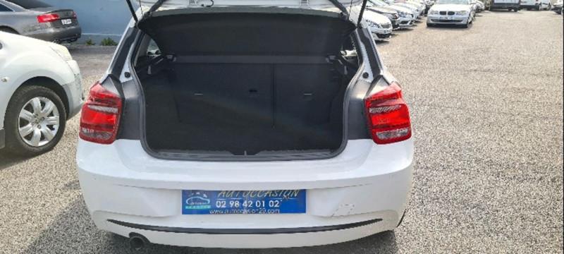 Photo 8 de l'offre de BMW SERIE 1 (F21/F20) 114D 95CH SPORT 5P à 10990€ chez Vianor occasions