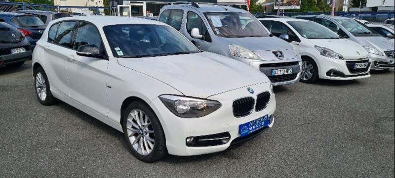 Photo 2 de l'offre de BMW SERIE 1 (F21/F20) 114D 95CH SPORT 5P à 10990€ chez Vianor occasions