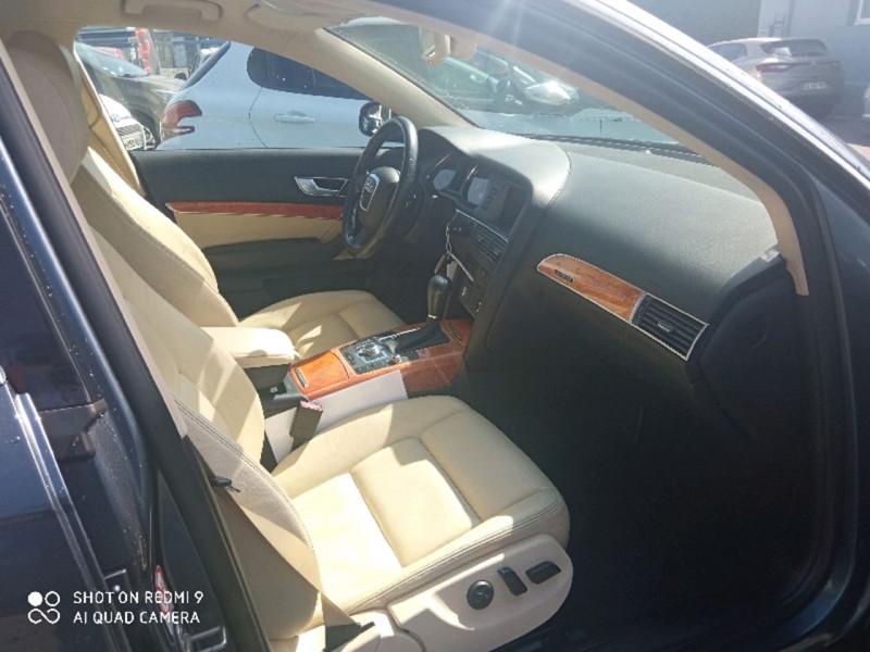 Photo 10 de l'offre de AUDI A6 3.0 V6 TDI 225CH AMBITION QUATTRO TIPTRONIC à 7990€ chez Vianor occasions