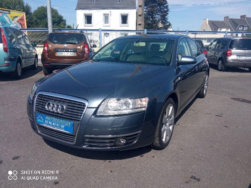 Audi A6 3.0 V6 TDI 225CH AMBITION QUATTRO TIPTRONIC Diesel BLEU Occasion à vendre