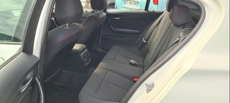 Photo 7 de l'offre de BMW SERIE 1 (F21/F20) 114D 95CH SPORT 5P à 10990€ chez Vianor occasions