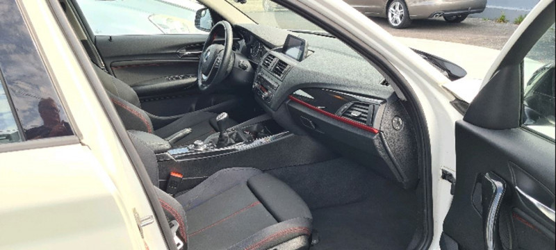 Photo 10 de l'offre de BMW SERIE 1 (F21/F20) 114D 95CH SPORT 5P à 10990€ chez Vianor occasions