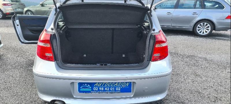 Photo 8 de l'offre de BMW SERIE 1 (E81/E87) 118D 143CH CONFORT 3P à 5990€ chez Vianor occasions