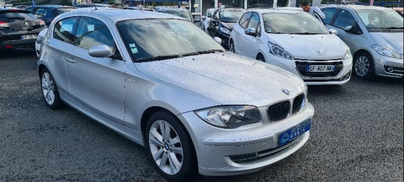 Photo 2 de l'offre de BMW SERIE 1 (E81/E87) 118D 143CH CONFORT 3P à 5990€ chez Vianor occasions