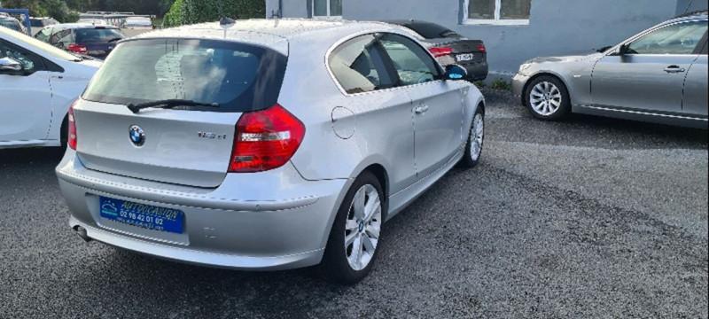 Photo 3 de l'offre de BMW SERIE 1 (E81/E87) 118D 143CH CONFORT 3P à 5990€ chez Vianor occasions
