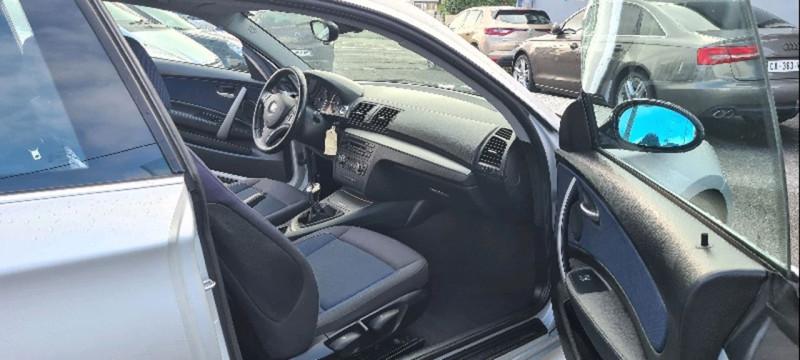 Photo 9 de l'offre de BMW SERIE 1 (E81/E87) 118D 143CH CONFORT 3P à 5990€ chez Vianor occasions