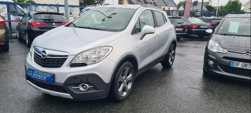 Opel MOKKA 1.7 CDTI 130CH COSMO ECOFLEX START&STOP 4X2 Diesel GRIS Occasion à vendre