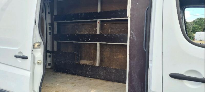 Photo 8 de l'offre de MERCEDES-BENZ SPRINTER FG 213 37S à 15990€ chez Vianor occasions
