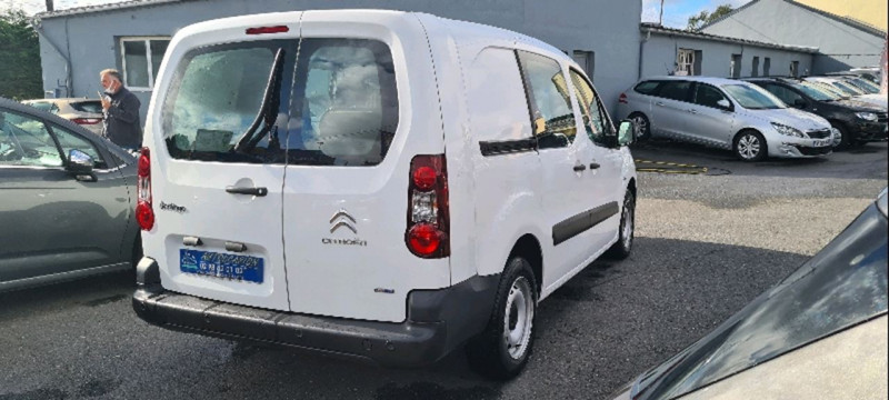 Photo 3 de l'offre de CITROEN BERLINGO XL 1.6 BLUEHDI 100 CABINE APPROFONDIE CONFORT à 12490€ chez Vianor occasions