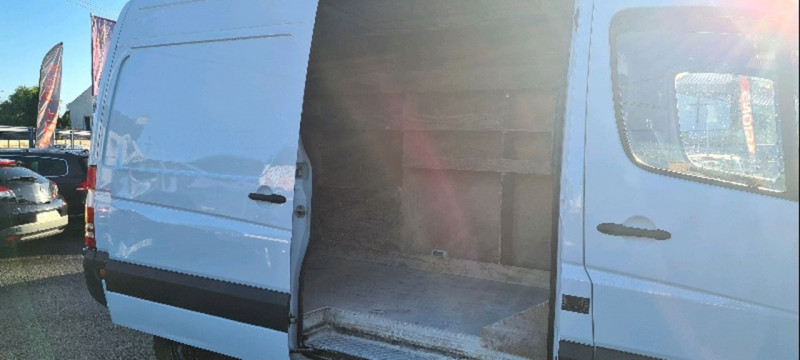 Photo 8 de l'offre de MERCEDES-BENZ SPRINTER FG 213 37S à 16200€ chez Vianor occasions