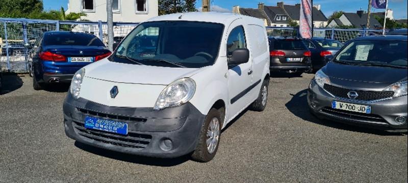 Renault KANGOO II EXPRESS 1.5 DCI 90CH CONFORT Diesel BLANC Occasion à vendre