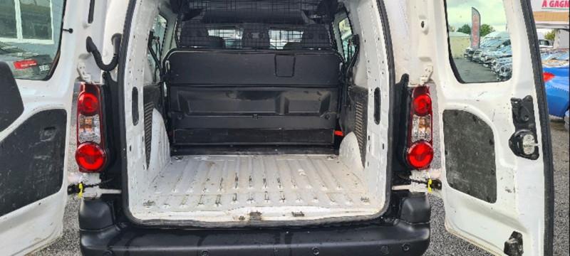 Photo 7 de l'offre de CITROEN BERLINGO XL 1.6 BLUEHDI 100 CABINE APPROFONDIE CONFORT à 12490€ chez Vianor occasions