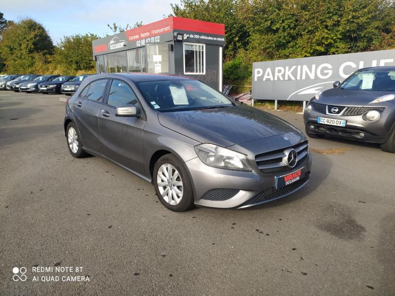 Mercedes-Benz CLASSE A (W176) 180 CDI INSPIRATION Diesel GRIS F Occasion à vendre