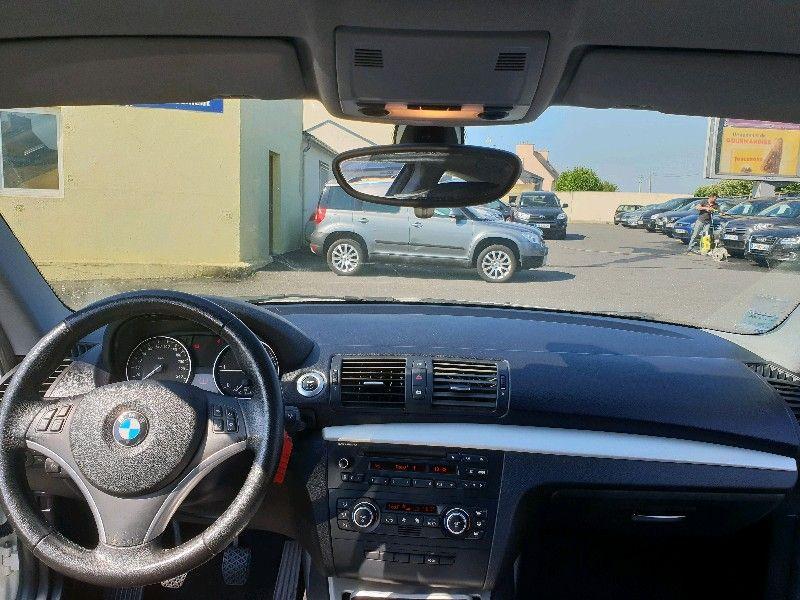 Photo 9 de l'offre de BMW SERIE 1 (E81/E87) 120D 177CH CONFORT 3P à 7490€ chez Vianor occasions