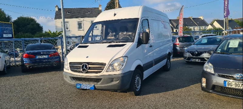 Mercedes-Benz SPRINTER FG 313 37C Diesel BLANC Occasion à vendre