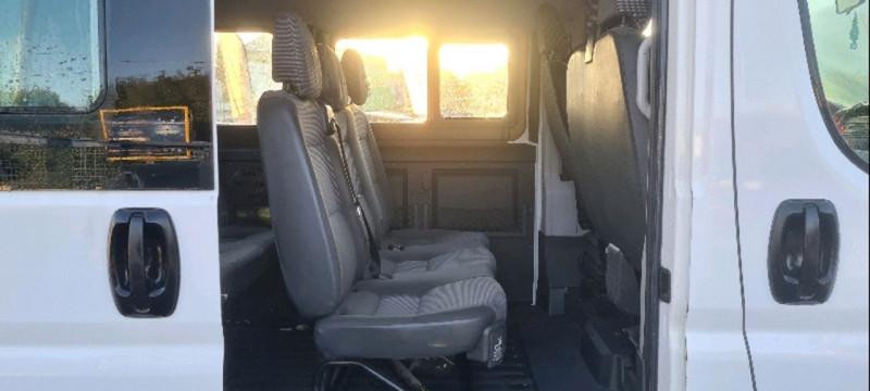Photo 9 de l'offre de CITROEN JUMPER HDI100 COMBI LOISIR 33 L1H1 à 7990€ chez Vianor occasions