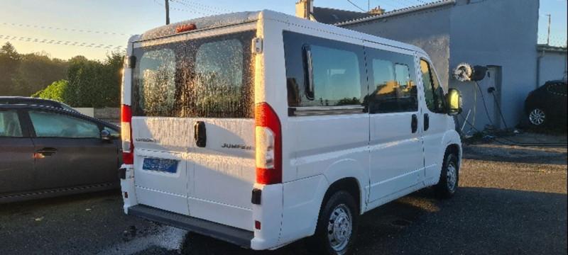 Photo 3 de l'offre de CITROEN JUMPER HDI100 COMBI LOISIR 33 L1H1 à 7990€ chez Vianor occasions