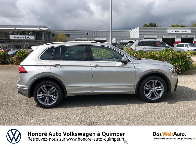 Photo 20 de l'offre de VOLKSWAGEN Tiguan 2.0 TDI 150ch Carat DSG7 Euro6d-T à 35890€ chez Honore Auto - Volkswagen Quimper