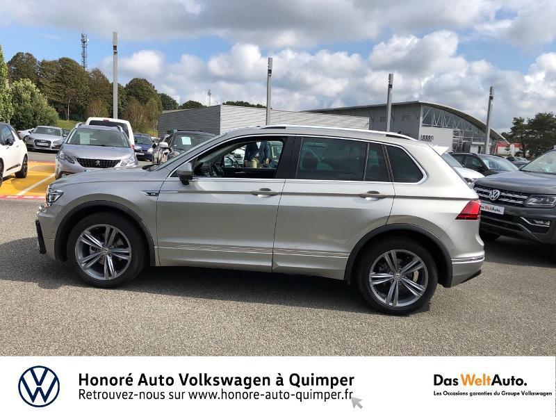 Photo 18 de l'offre de VOLKSWAGEN Tiguan 2.0 TDI 150ch Carat DSG7 Euro6d-T à 35890€ chez Honore Auto - Volkswagen Quimper