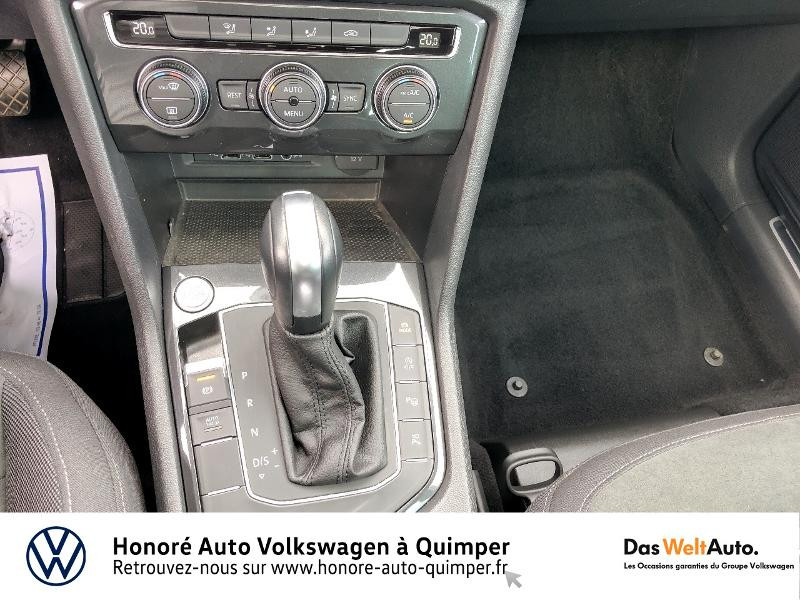 Photo 10 de l'offre de VOLKSWAGEN Tiguan 2.0 TDI 150ch Carat DSG7 Euro6d-T à 35890€ chez Honore Auto - Volkswagen Quimper