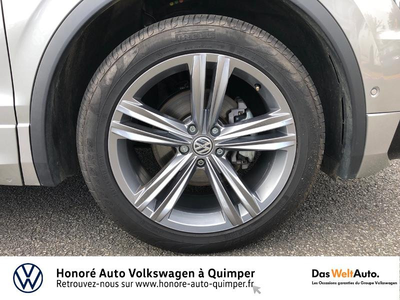 Photo 16 de l'offre de VOLKSWAGEN Tiguan 2.0 TDI 150ch Carat DSG7 Euro6d-T à 35890€ chez Honore Auto - Volkswagen Quimper