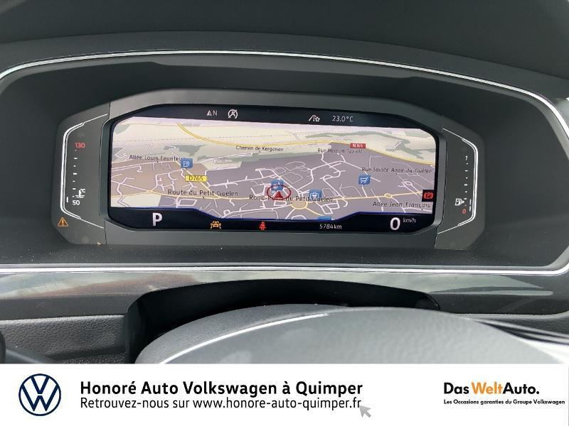 Photo 9 de l'offre de VOLKSWAGEN Tiguan 2.0 TDI 150ch Carat DSG7 Euro6d-T à 35890€ chez Honore Auto - Volkswagen Quimper